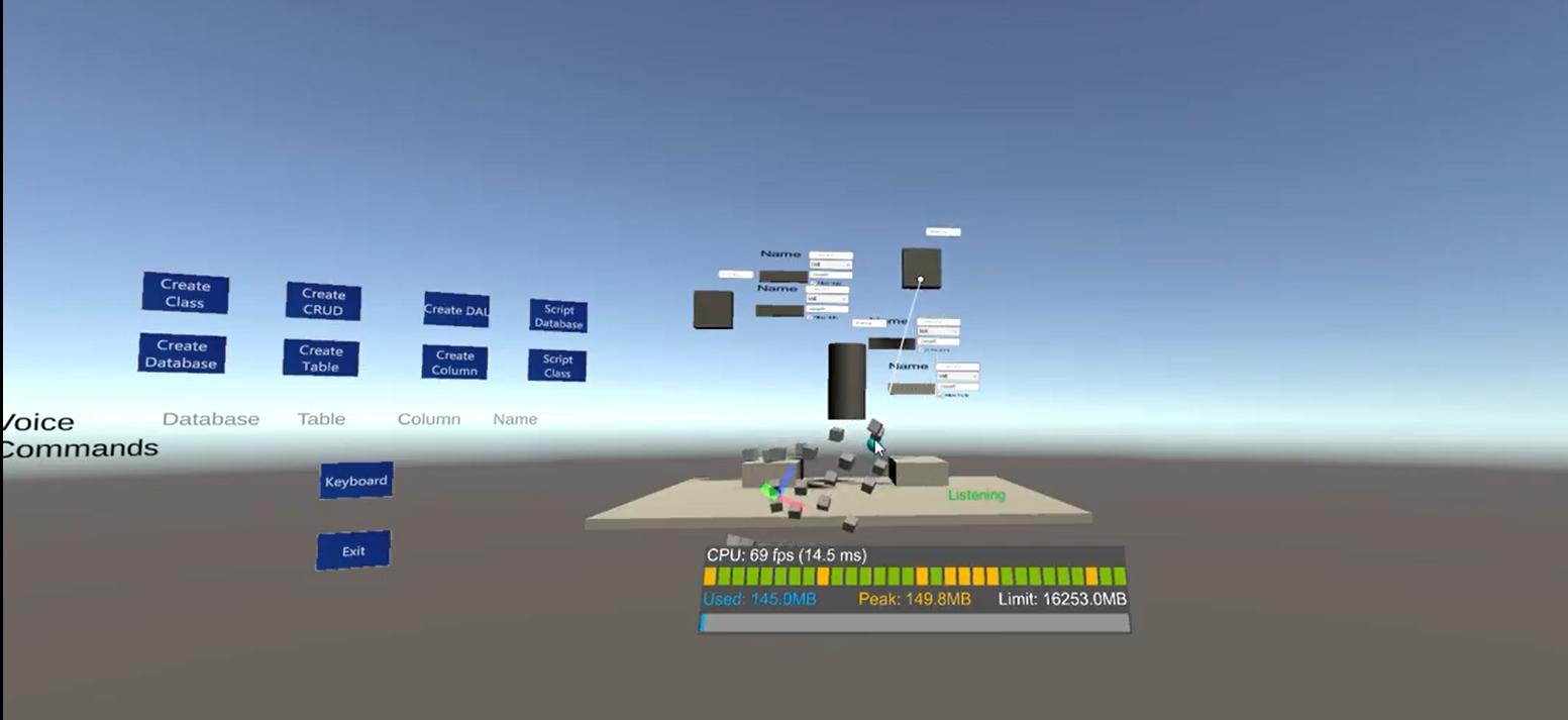 3D Hologorup App Dev