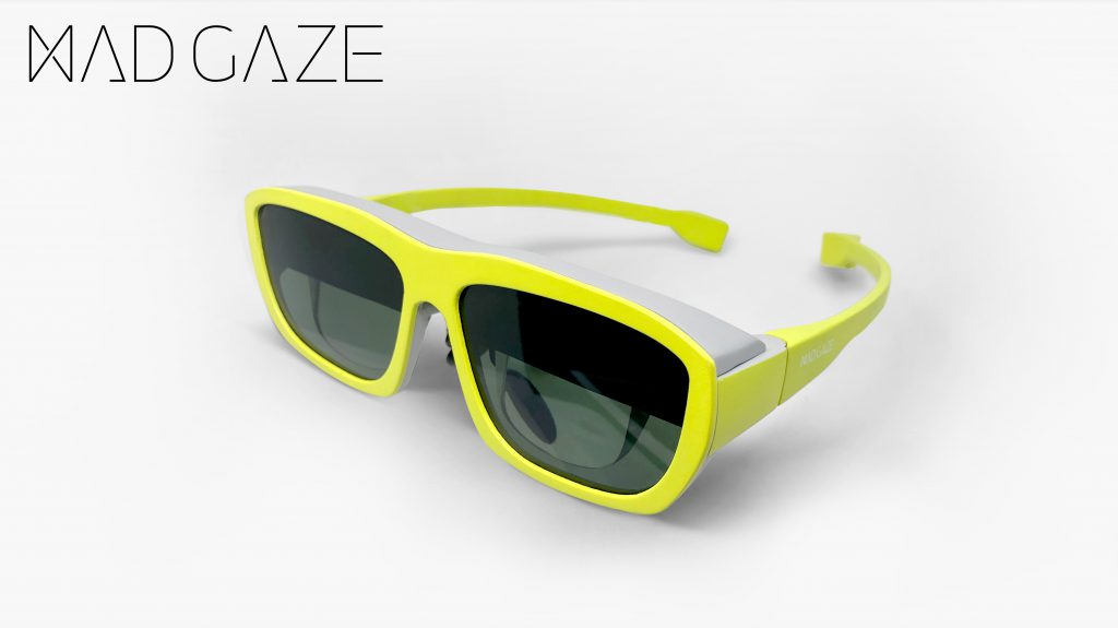 MAD Gaze Glow Plus lemon 2