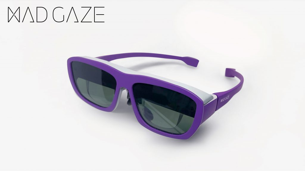 MAD Gaze GLOW Plus violet