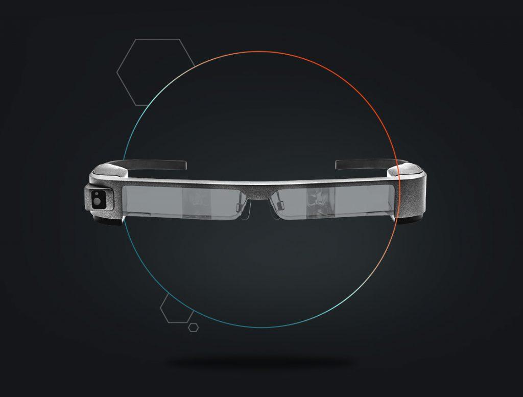 MOVERIO Smart Glasses