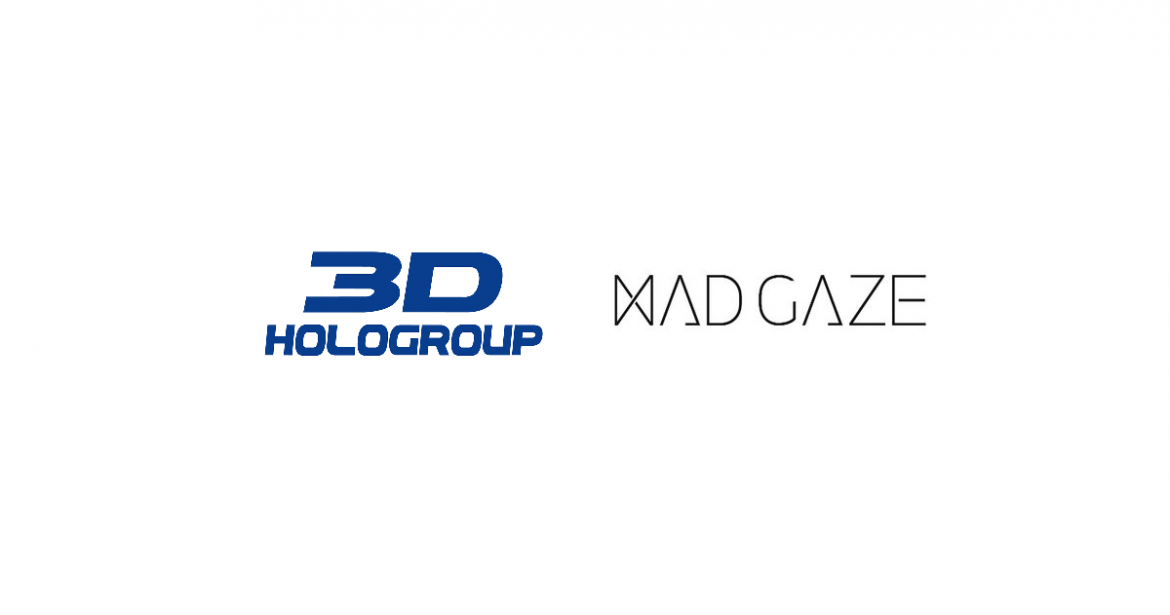 3D HoloGroup MAD Gaze