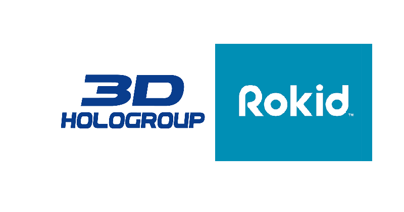 3D HoloGroup Rokid