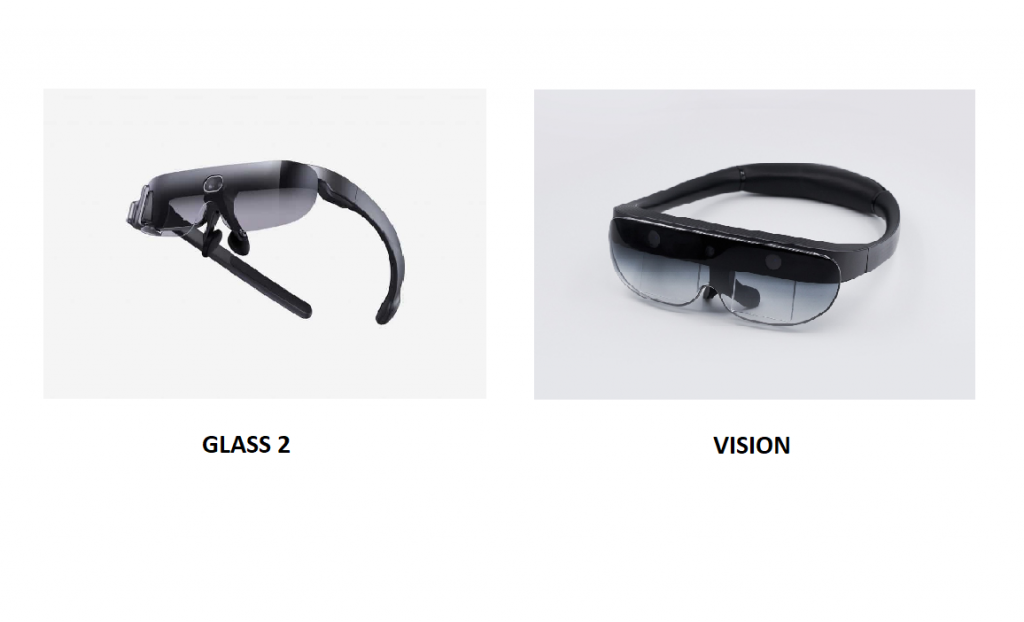 Rokid Vision and Glass II