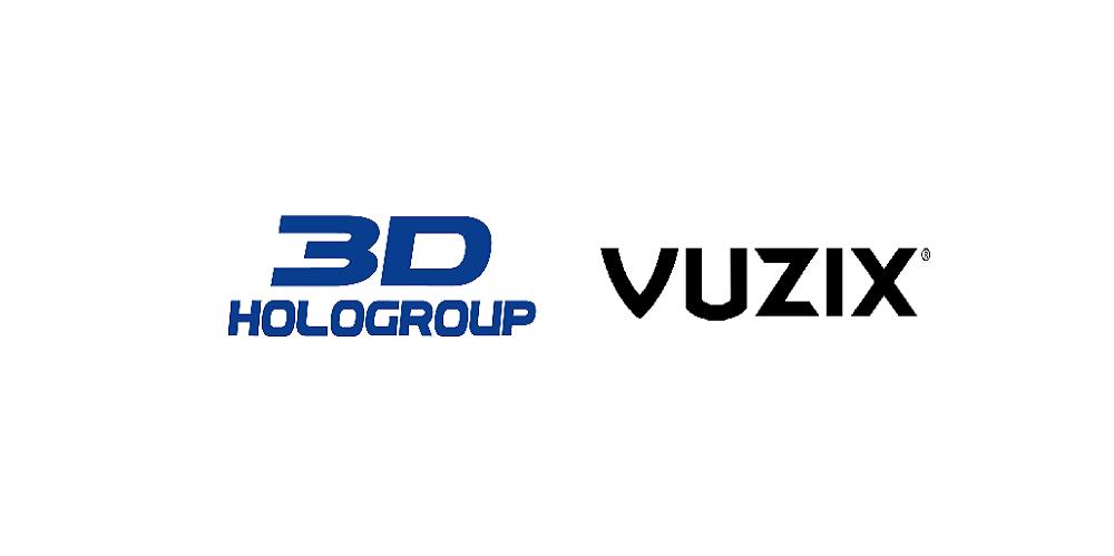 3D HoloGroup Vuzix