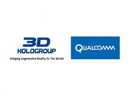Qualcomm XR Enterprise Program adds 3D HoloGroup to Roster of Industry-Leading Augmented and Virtual Reality Solution Providers