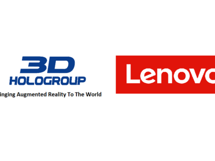 3D HoloGroup is pleased to announce it has partnered with Lenovo, makers of ThinkReality A3 Smart Glasses that advance productivity at every level of the enterprise.